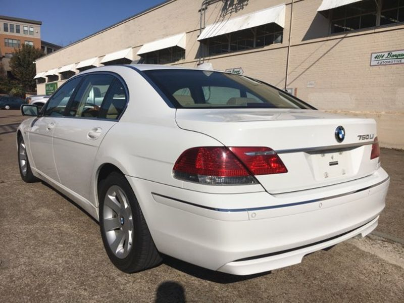 2008 BMW 7-Series 750Li  city TX  Marshall Motors  in Dallas, TX