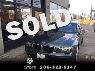 2008 BMW 750i 44,000 Actual Miles Local 1 Owner Convenience