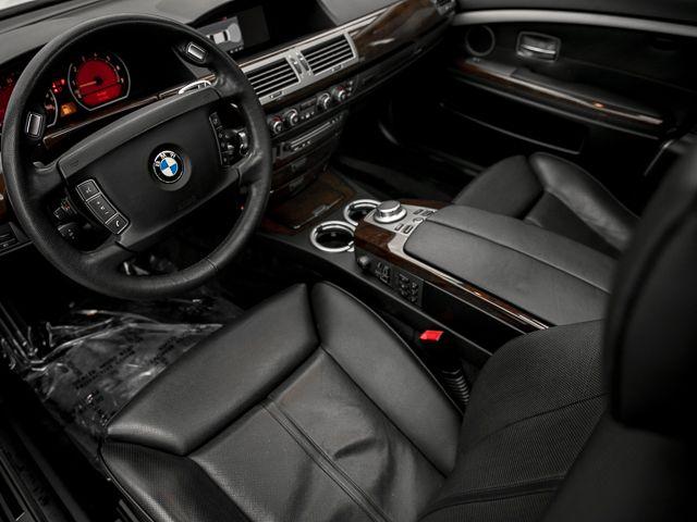 2008 BMW 750i Burbank, CA 10