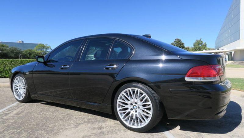 BMW I Texas - 2008 bmw 750i
