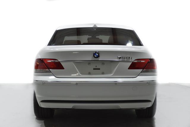 2008 BMW 750I Tampa, Florida 5