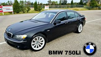 2008 BMW 750Li BLACK ON BLACK 750 Li  | Palmetto, FL | EA Motorsports in Palmetto FL