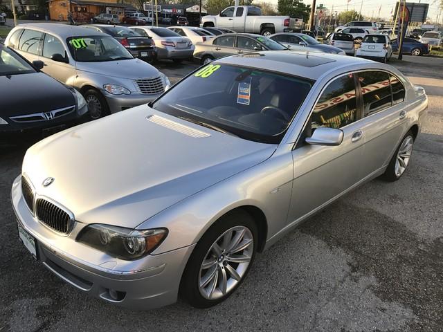 2008 BMW 750Li Houston, TX 1