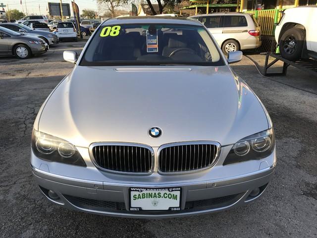 2008 BMW 750Li Houston, TX 2