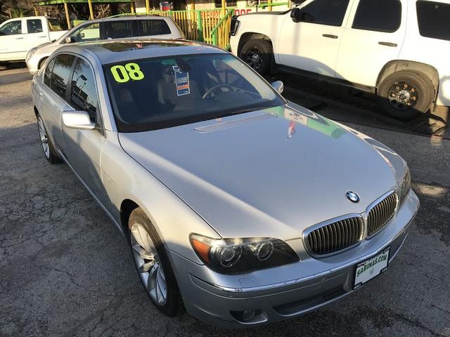 2008 BMW 750Li Houston, TX 3