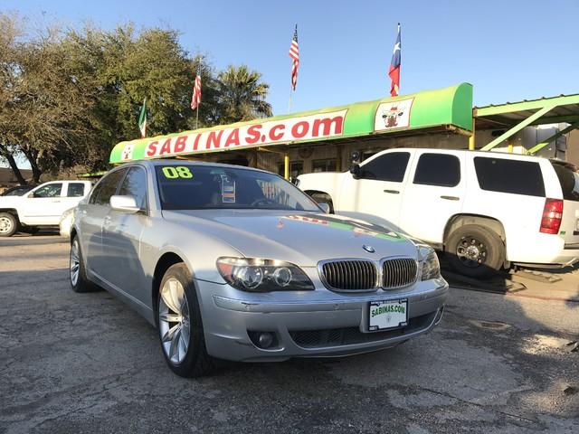 2008 BMW 750Li Houston, TX 4