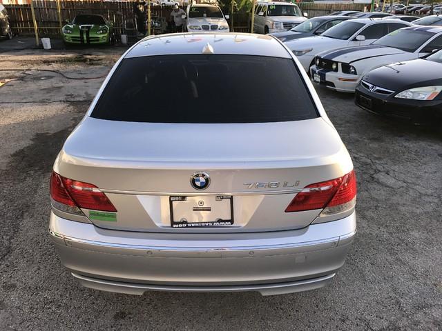 2008 BMW 750Li Houston, TX 6