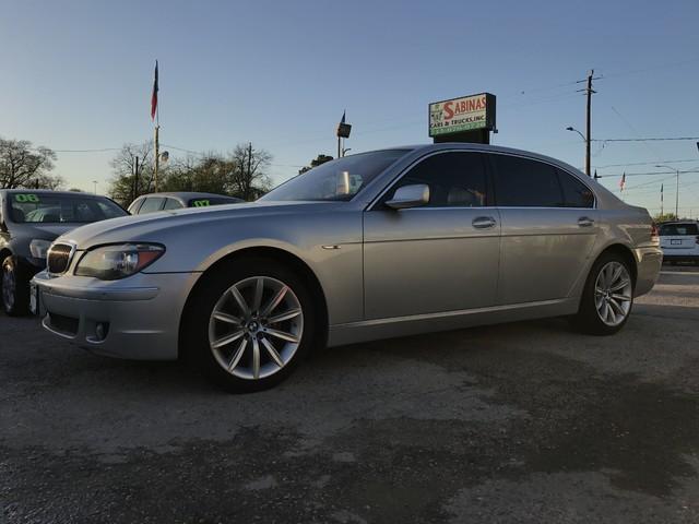 2008 BMW 750Li Houston, TX 8