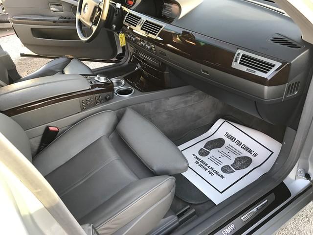 2008 BMW 750Li Houston, TX 10