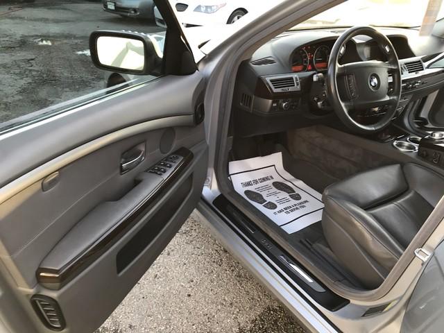 2008 BMW 750Li Houston, TX 20