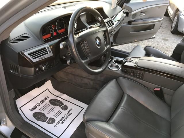 2008 BMW 750Li Houston, TX 21