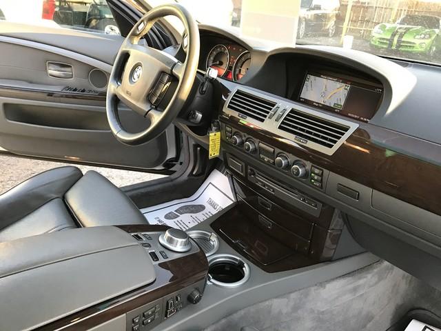 2008 BMW 750Li Houston, TX 11