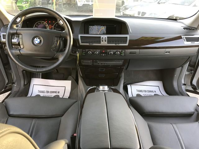 2008 BMW 750Li Houston, TX 16