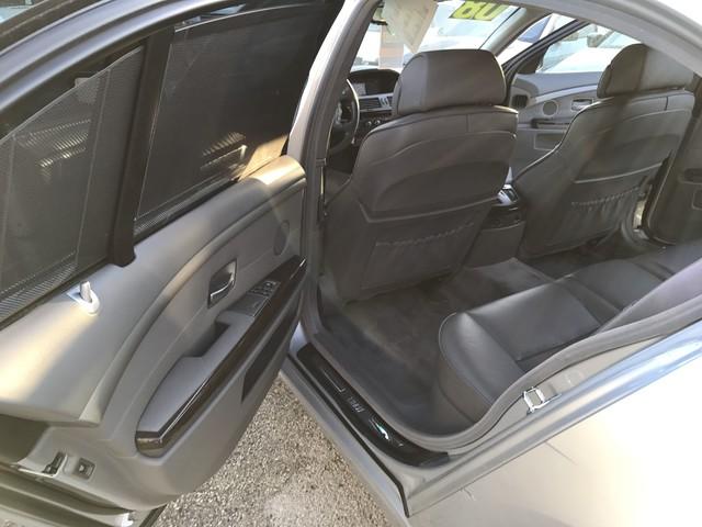 2008 BMW 750Li Houston, TX 17