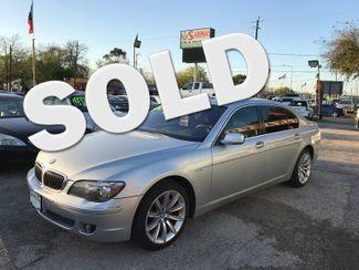 2008 BMW 750Li Houston, TX