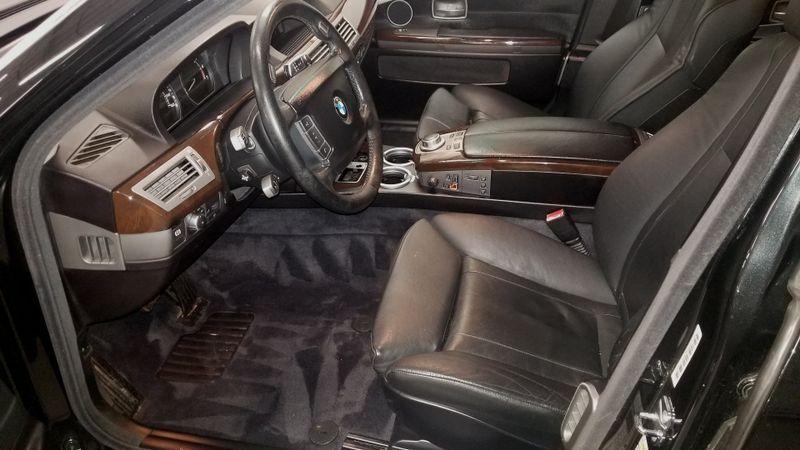 2008 BMW 750Li BLACK ON BLACK 750 Li  | Palmetto, FL | EA Motorsports in Palmetto, FL
