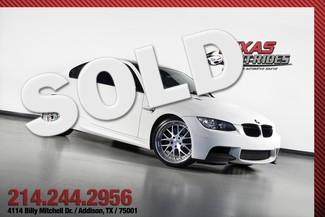 2008 BMW M Models M3 Supercharged Show Car Addison, Texas