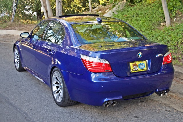 2008 BMW M Models M5 6 SPEED MANUAL ONLY 57K MLS 1-OWNER HEAD-UP DISPLAY NEW TIRES Woodland Hills, CA 10