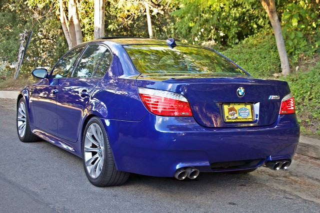 2008 BMW M Models M5 6 SPEED MANUAL ONLY 57K MLS 1-OWNER HEAD-UP DISPLAY NEW TIRES Woodland Hills, CA 43