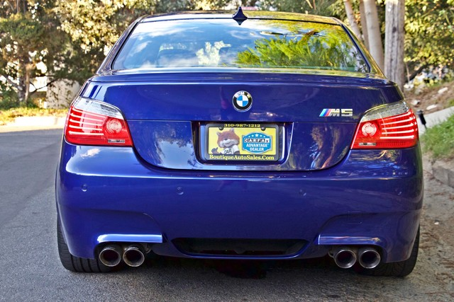 2008 BMW M Models M5 6 SPEED MANUAL ONLY 57K MLS 1-OWNER HEAD-UP DISPLAY NEW TIRES Woodland Hills, CA 11