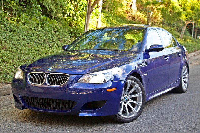 2008 BMW M Models M5 6 SPEED MANUAL ONLY 57K MLS 1-OWNER HEAD-UP DISPLAY NEW TIRES Woodland Hills, CA 3
