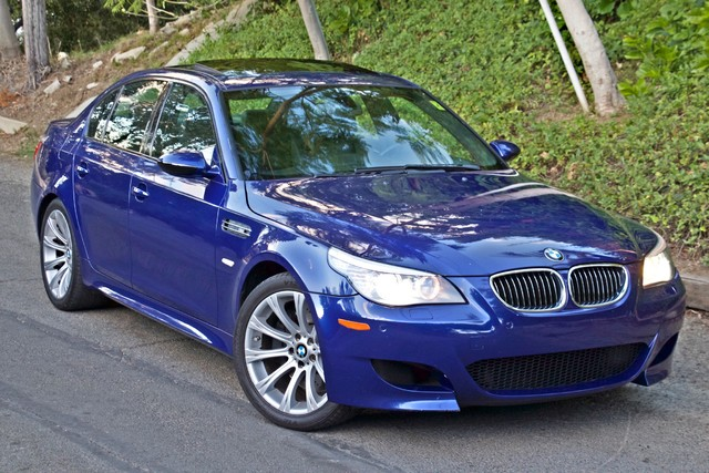 2008 BMW M Models M5 6 SPEED MANUAL ONLY 57K MLS 1-OWNER HEAD-UP DISPLAY NEW TIRES Woodland Hills, CA 5