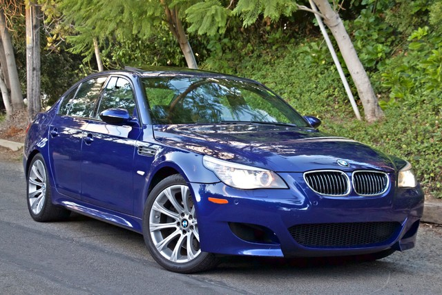2008 BMW M Models M5 6 SPEED MANUAL ONLY 57K MLS 1-OWNER HEAD-UP DISPLAY NEW TIRES Woodland Hills, CA 6