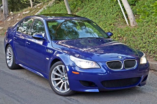 2008 BMW M Models M5 6 SPEED MANUAL ONLY 57K MLS 1-OWNER HEAD-UP DISPLAY NEW TIRES Woodland Hills, CA 7