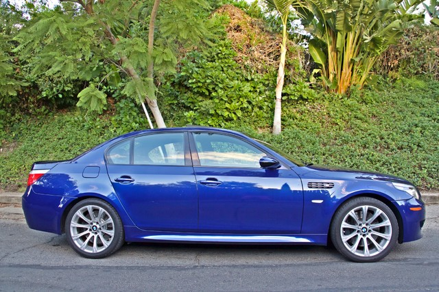 2008 BMW M Models M5 6 SPEED MANUAL ONLY 57K MLS 1-OWNER HEAD-UP DISPLAY NEW TIRES Woodland Hills, CA 9