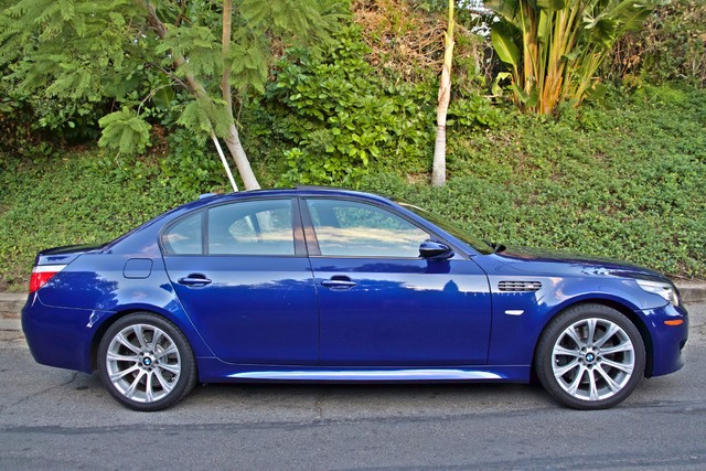 2008 BMW M Models M5 6 SPEED MANUAL ONLY 57K MLS 1-OWNER HEAD-UP DISPLAY NEW TIRES Woodland Hills, CA 42