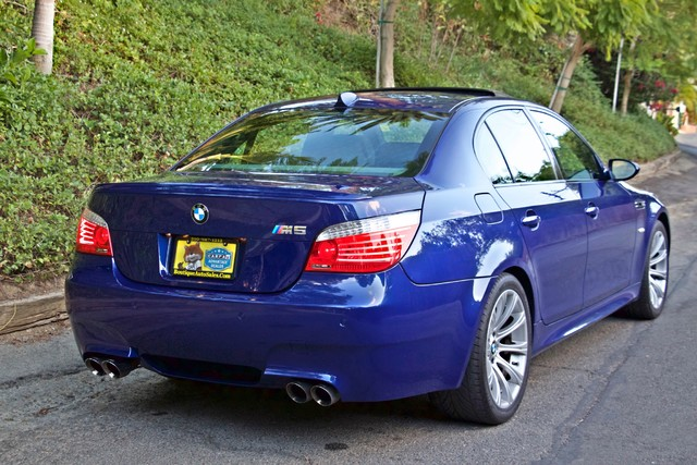 2008 BMW M Models M5 6 SPEED MANUAL ONLY 57K MLS 1-OWNER HEAD-UP DISPLAY NEW TIRES Woodland Hills, CA 12