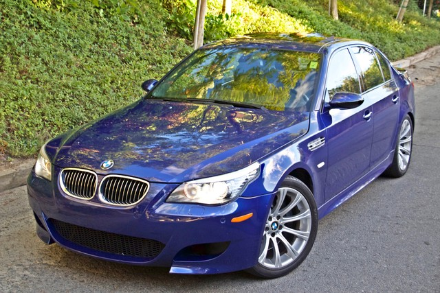2008 BMW M Models M5 6 SPEED MANUAL ONLY 57K MLS 1-OWNER HEAD-UP DISPLAY NEW TIRES Woodland Hills, CA 40