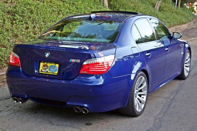 2008 BMW M Models M5 6 SPEED MANUAL ONLY 57K MLS 1-OWNER HEAD-UP DISPLAY NEW TIRES Woodland Hills, CA 45