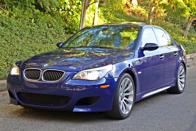 2008 BMW M Models M5 6 SPEED MANUAL ONLY 57K MLS 1-OWNER HEAD-UP DISPLAY NEW TIRES Woodland Hills, CA 47