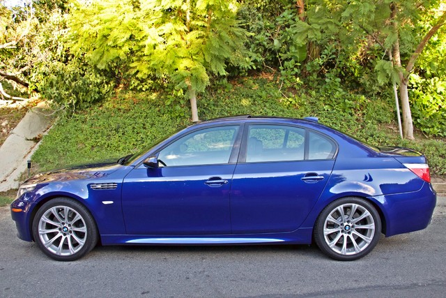 2008 BMW M Models M5 6 SPEED MANUAL ONLY 57K MLS 1-OWNER HEAD-UP DISPLAY NEW TIRES Woodland Hills, CA 41