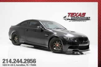 2008 BMW M3 Coupe With Many Upgrades in Carrollton