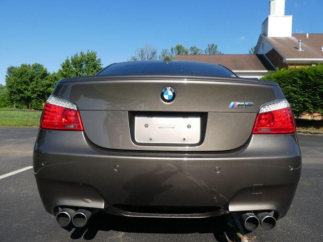2008 BMW M5 SMG  Transmission Leesburg, Virginia 8