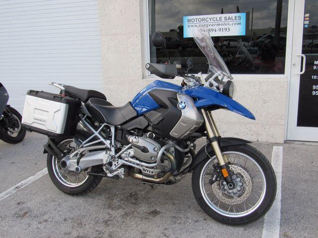 2008 BMW R1200 GS Dania Beach, Florida 1