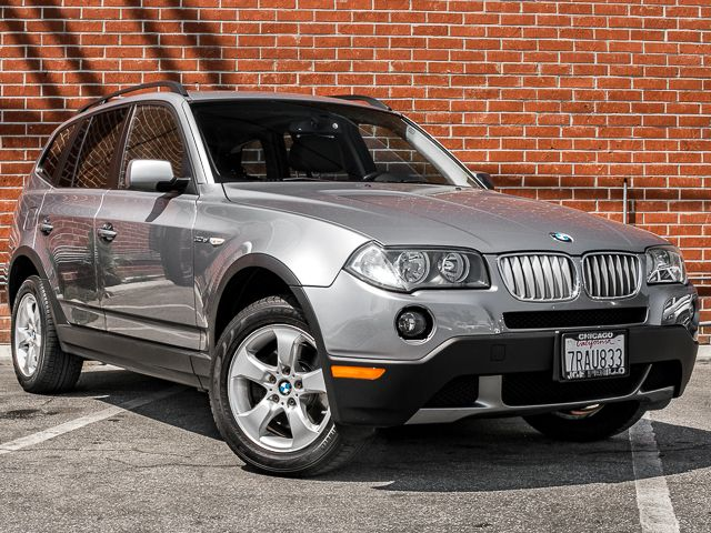 2008 BMW X3 3.0si Burbank, CA 2