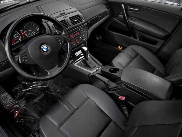 2008 BMW X3 3.0si Burbank, CA 10