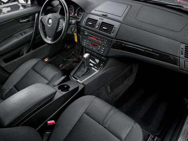 2008 BMW X3 3.0si Burbank, CA 13