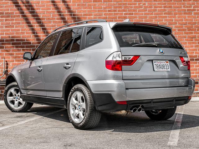 2008 BMW X3 3.0si Burbank, CA 4