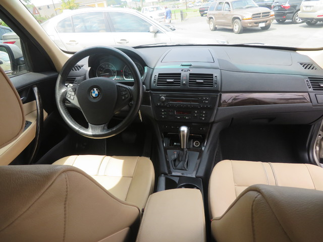 2008 BMW X3 3.0si Charlotte-Matthews, North Carolina 20