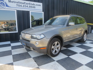 2008 BMW X3 3.0si Charlotte-Matthews, North Carolina