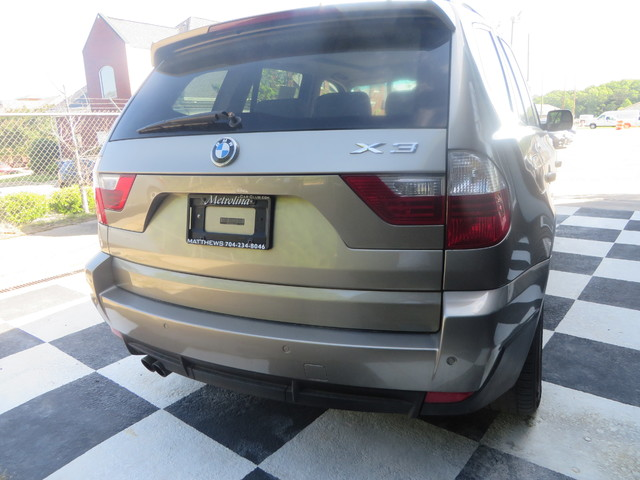 2008 BMW X3 3.0si Charlotte-Matthews, North Carolina 11