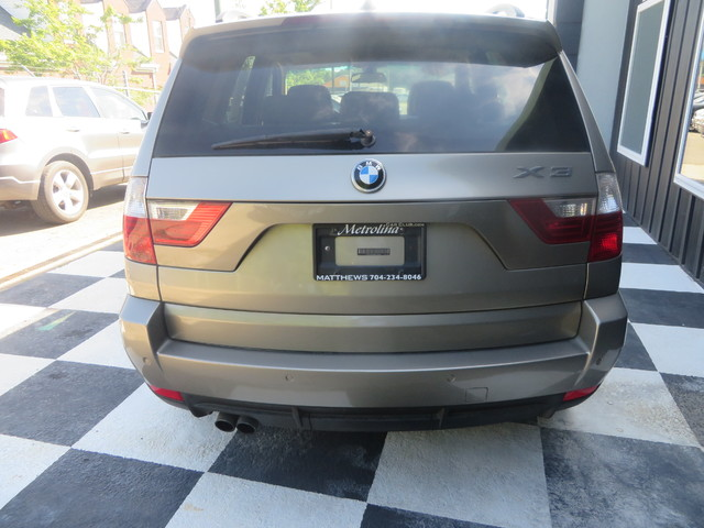 2008 BMW X3 3.0si Charlotte-Matthews, North Carolina 12