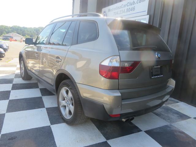 2008 BMW X3 3.0si Charlotte-Matthews, North Carolina 4