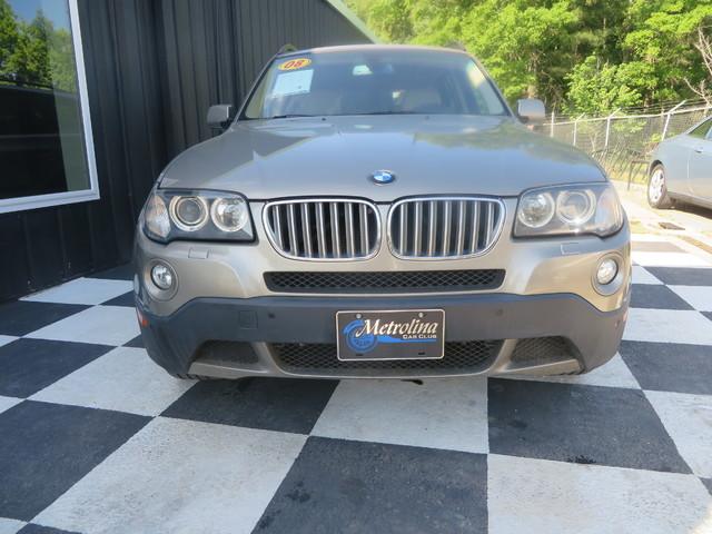 2008 BMW X3 3.0si Charlotte-Matthews, North Carolina 8