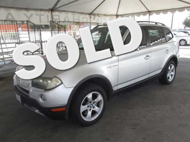 2008 BMW X3 30si Please call or e-mail to check availability All of our vehicles are available