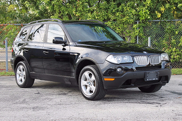 2008 BMW X3 30si  WARRANTY CARFAX CERTIFIED AUTOCHECK CERTIFIED FLORIDA VEHICLE TRADES WEL